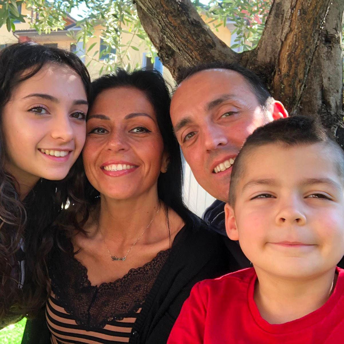 Famiglia Mucciolo