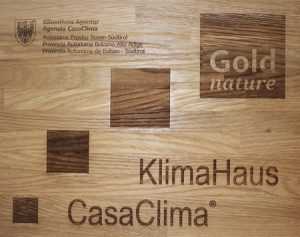 CasaClima Nature Gold